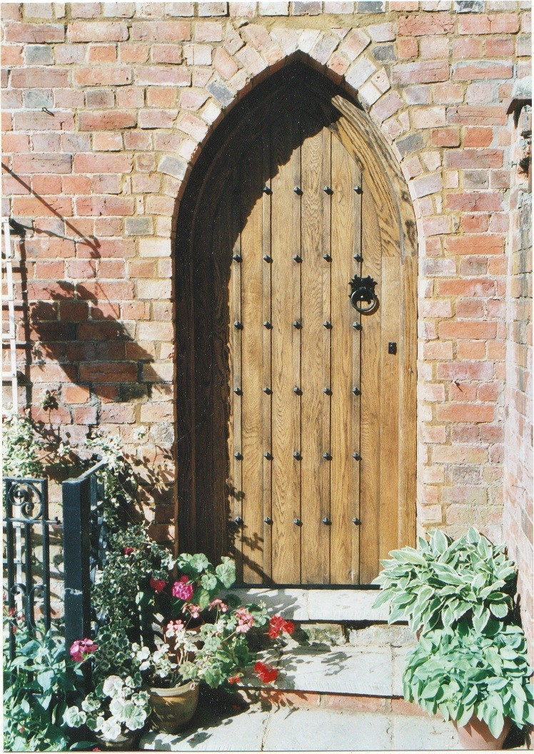 Gothic Arched Doors